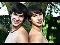East Boys: Aston Twins - Fun in the Pool