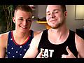 College Dudes: Owen Michaels & Taylor Blaise