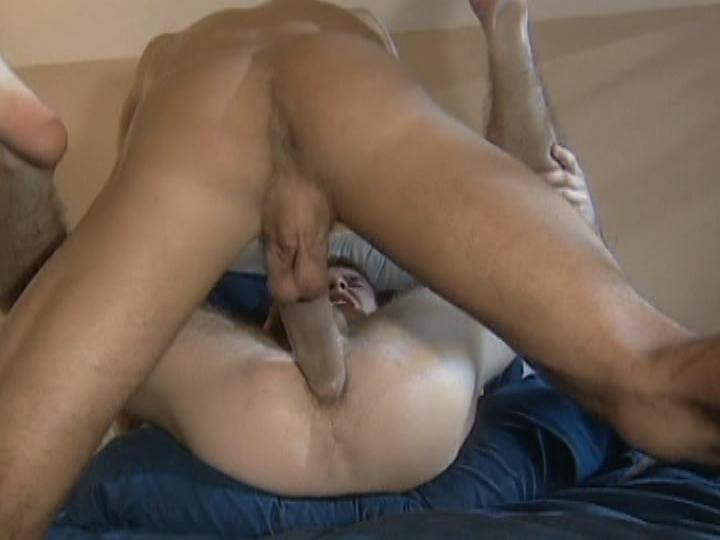 Huge cock anal pounding