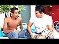 ManHub: Cute Gay Latino Tease