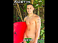 "Surfer Austin is Back, Jerking off his 10"" MONSTER COCK in Hawaii!"
