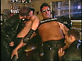 ManHub: Leather and Chrome scene 1