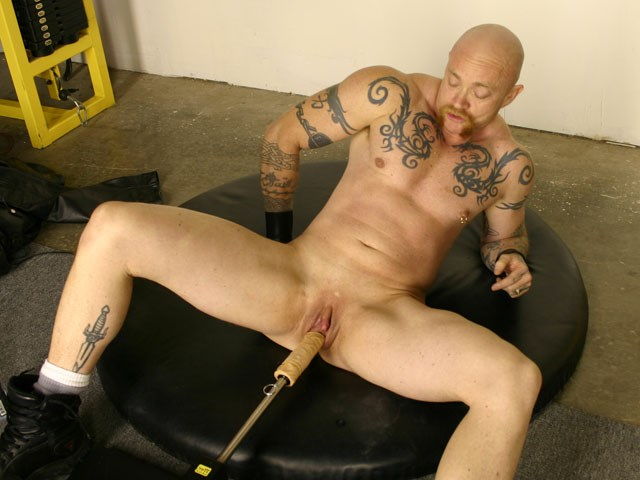 buck angel nude