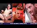 UK Naked Men: Alex Silvers & Craig Daniel