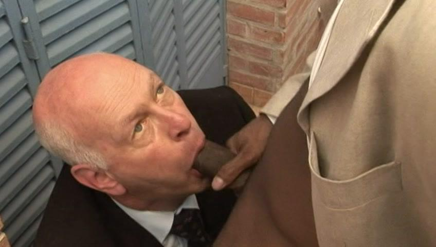 blacks on daddies by older4me features a horny grandpa
