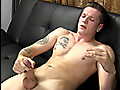 Straight Fraternity: 20 y.o. Blake strokes his cock on camera for the first time
