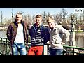 William Higgins: Ivan Mraz, Ondra Matej & Steve Peryoux