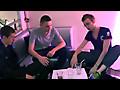French Dudes: Adrien ADLX, Niko Rekins & Dylan Fallen
