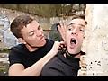 Gay War Games: Football Fans Penalty 01