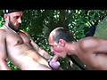 French Lads: Enzo di Karina Trades Blowjob For A Sticky Load