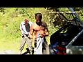 ManHub: Back Stage - Bareback summer Affair Hard Fuck Denis and Jordan
