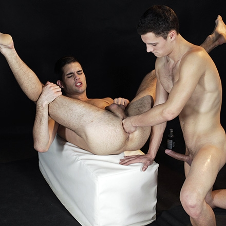 Black nude gay twink showing ass the master