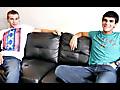 College Dudes: Jake Silver & Alex Greene