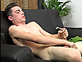 Straight Fraternity: Slim 18-year-old masturbating on camera for the first time
