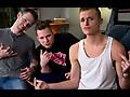 College Dudes: Owen Michaels, Jacob Lance & Taylor Blaise