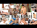 Man Avenue: Ten Muscle Loads - Hot Studs Jerking Off and Cumming For You