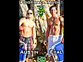 Island Studs: Hot Duo! Naked Muscle Football in Hawaii!