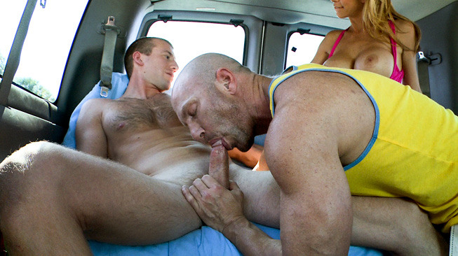 Bait bus gay sex