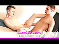 Eurocreme: Kamyk Walker & Kayden Gray