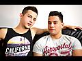 College Dudes: Jacob Gamble & Davey Anthony