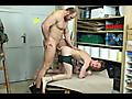 Gay War Games: Boy on Stock 4